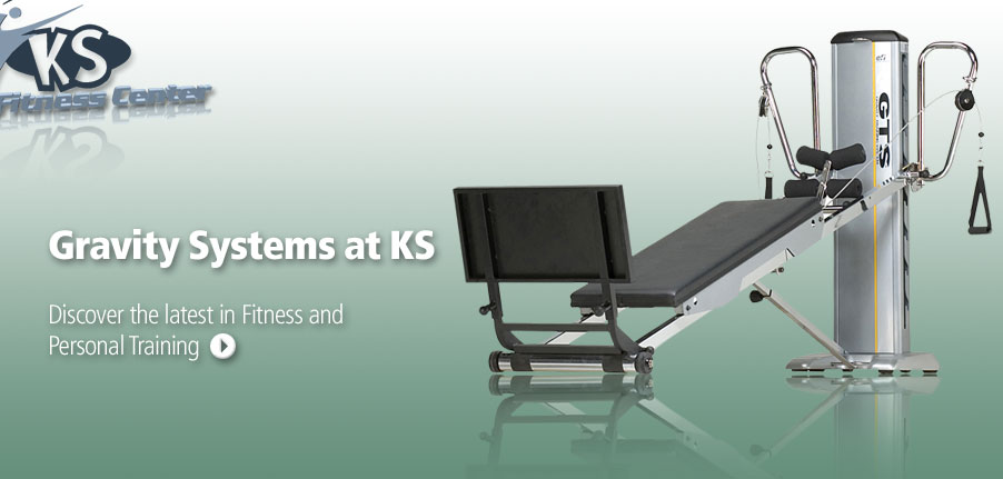 Gravity Systems at KS! Discover the latest