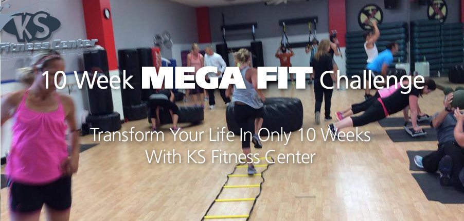 10 Week MEGA FIT Challenge: Transform Your Life In Only 10 Weeks