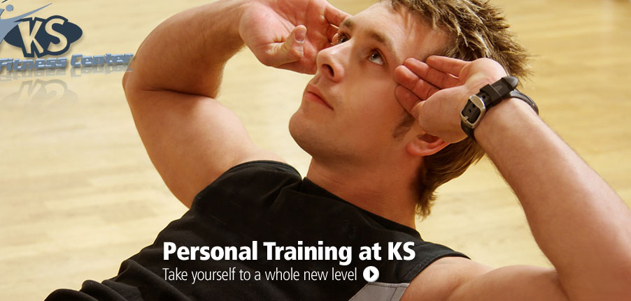 Personal Training at KS! Take yourself to a whole new level!